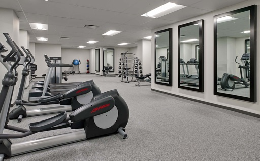 fitness center - ParkandGarden hoboken nj